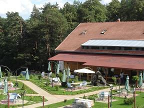 The guesthouse Šelenburk - Krnov